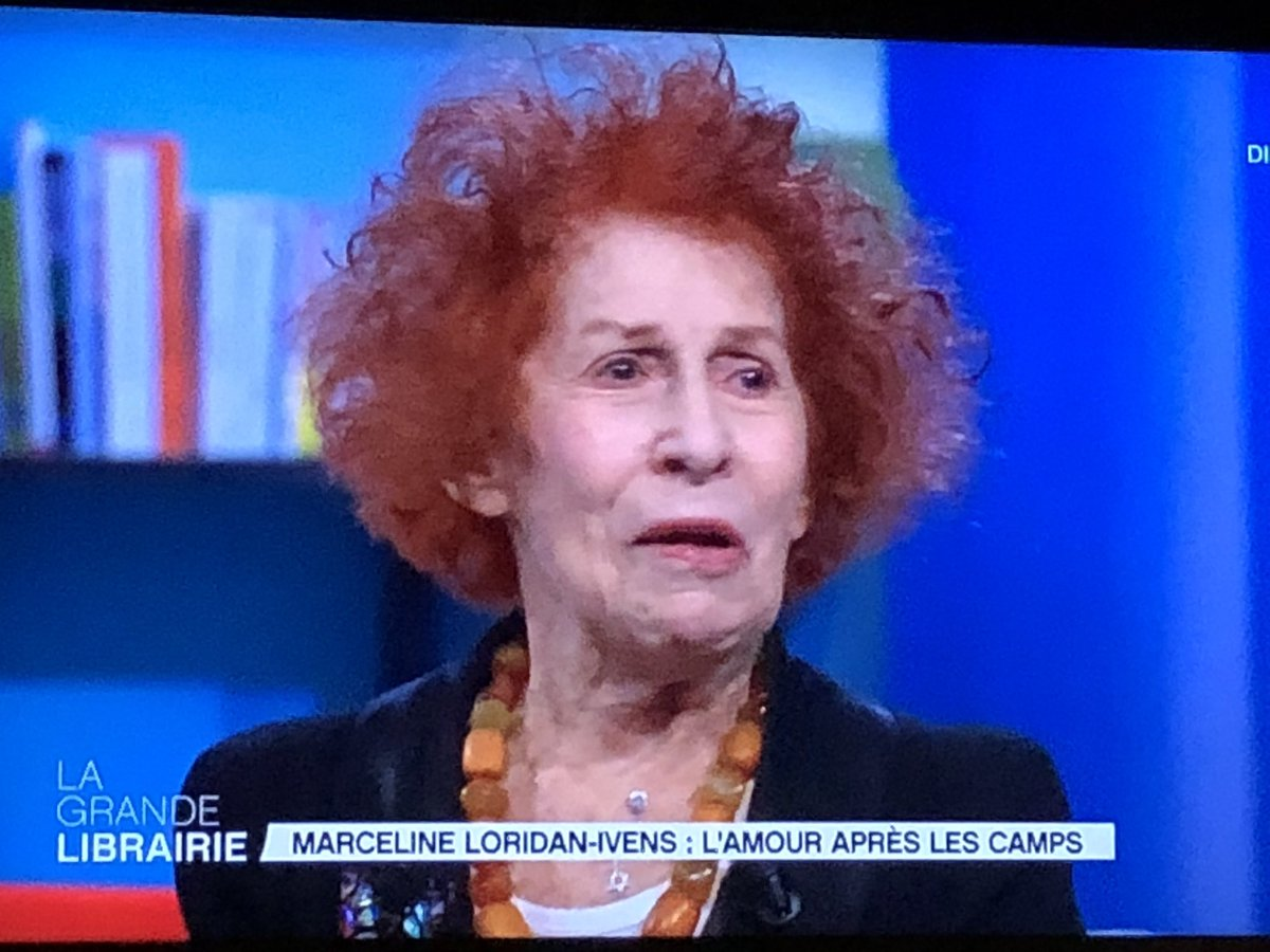 « C'est dans la nature de la France, c'est dans la nature de la République, la résilience »Marceline Loridan-Ivens #LGLf5 #Auschwitz  - FestivalFocus