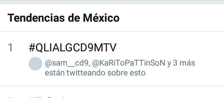 #QLIALGCD9MTV es TT No 1  El CODER POWER...