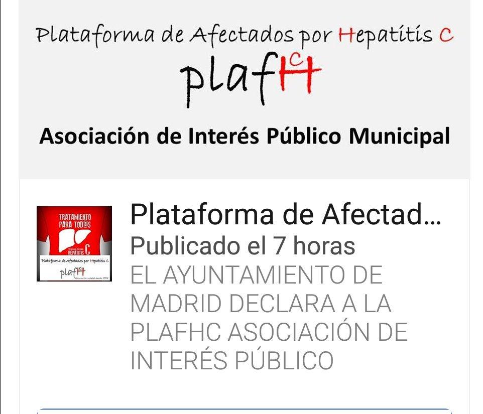 EL AYUNTAMIENTO DE MADRID DECLARA A LA P...