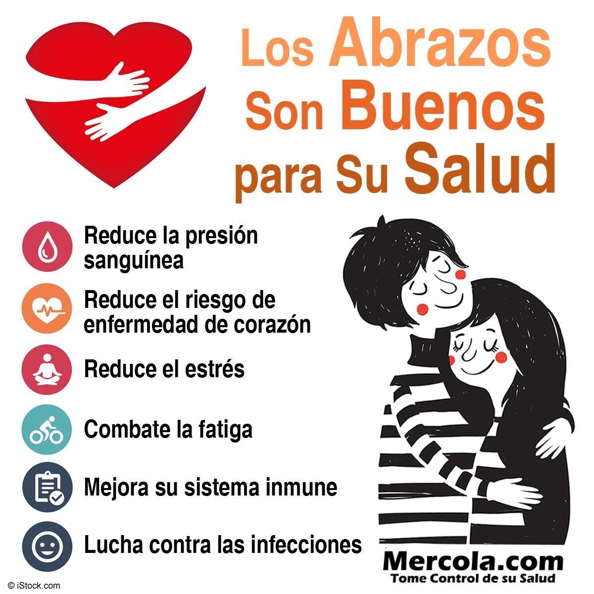 Los Abrazos Son Buenos para Su Salud: #s...