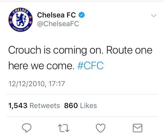 Meanwhile at Chelsea 😂