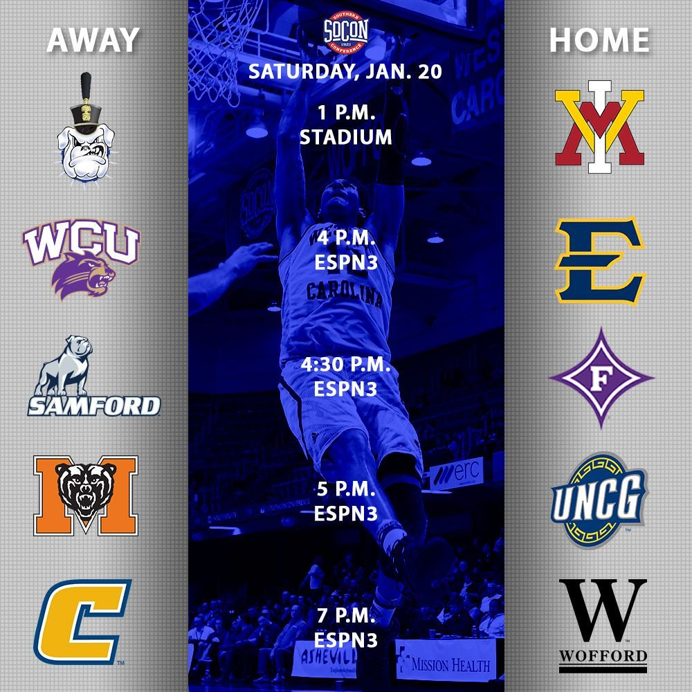 SoCon Men's Basketball