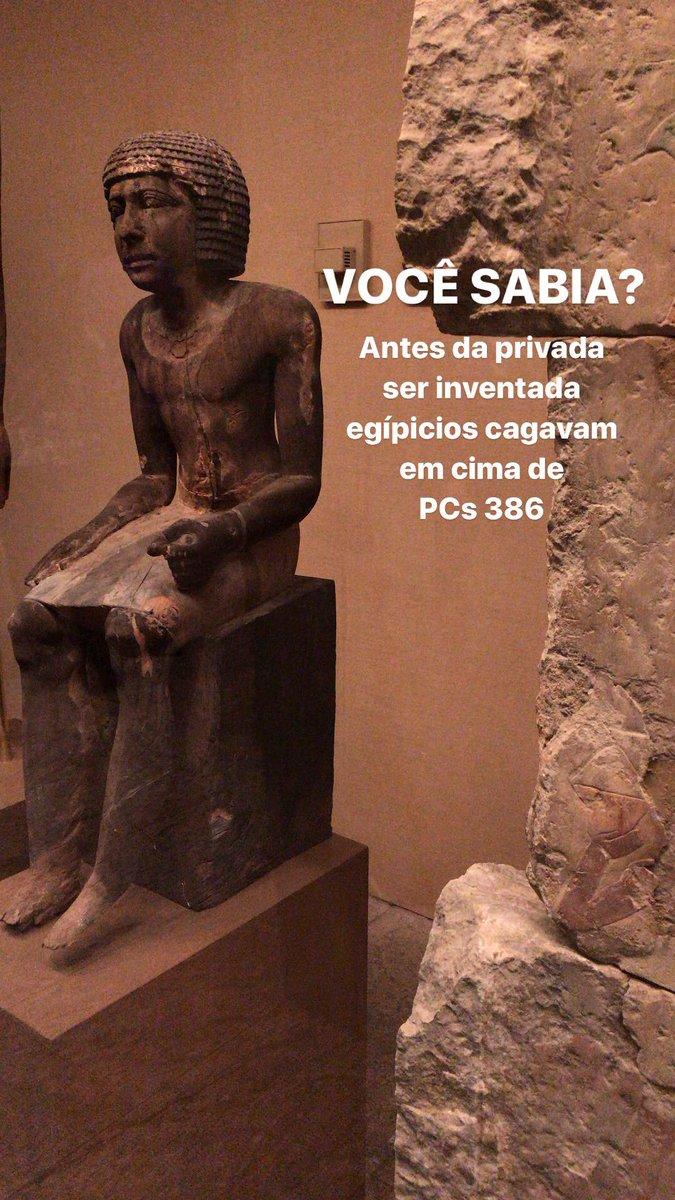 Um pouco de cultura do Antigo Egito pra vocês