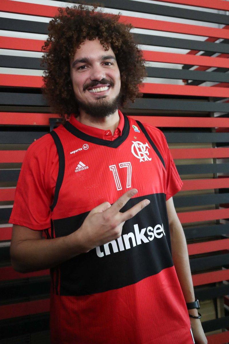 Anderson Varejão, o novo reforço do #Fla...