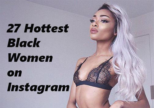 Sexiest black women in the world