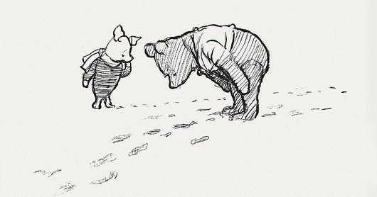 A.A. Milne, born on this day in 1882, on happiness and how Winnie-the-Pooh was born https://t.co/o8QJo5Yv87