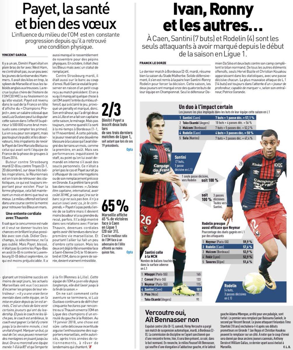 [22e journée de L1] SM Caen 0-2 O Marseille DT3BXgpW0AAGmQu