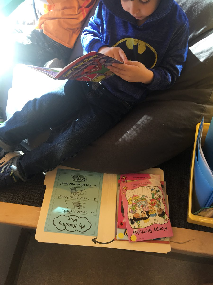 What are they reading today