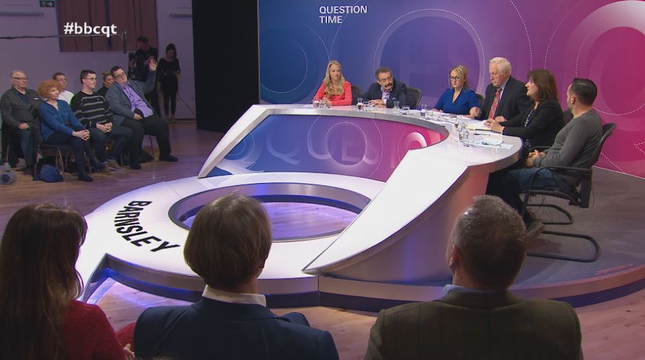 If you'd like to apply to be in an upcoming Question Time audience, you can do so here ➡️ https://t.co/zOQqGTAWqe