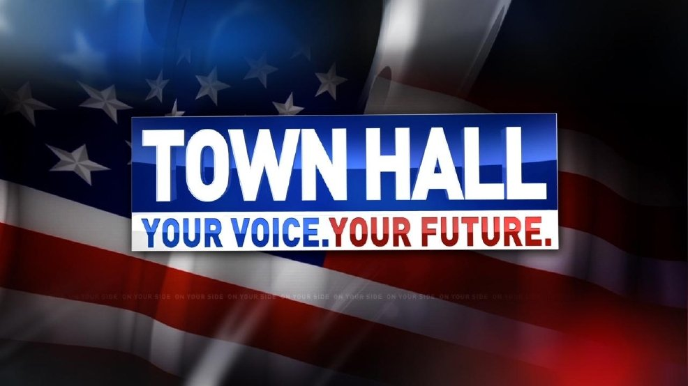 WATCH LIVE: #YourVoiceYourFuture Town Hall - 'State of America' https://t.co/wNv0AU8X9d