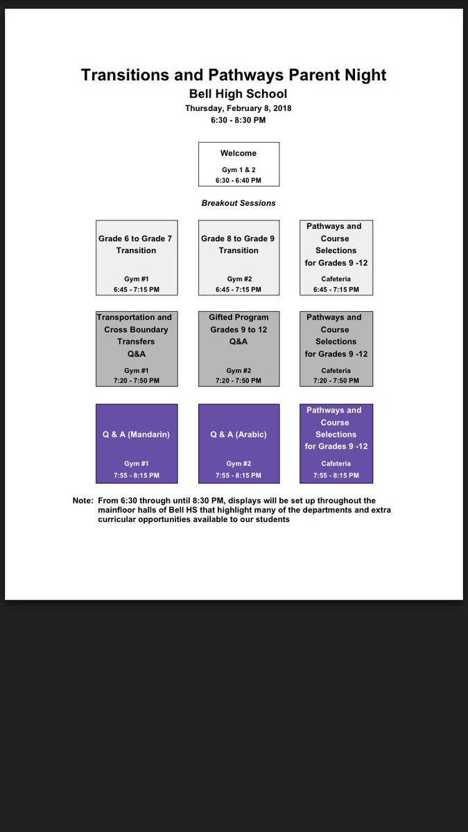 Course Selection Info Gr 6 7 8 9 Transition Bell Programs Teams Clubuch More Ocdsb Bellhspridepic Twitter 9jidcmyvxy