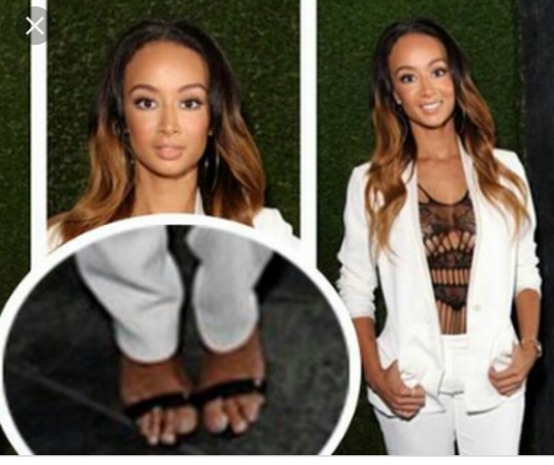 Feet Draya Michele naked (64 foto and video), Sexy, Cleavage, Boobs, swimsuit 2006