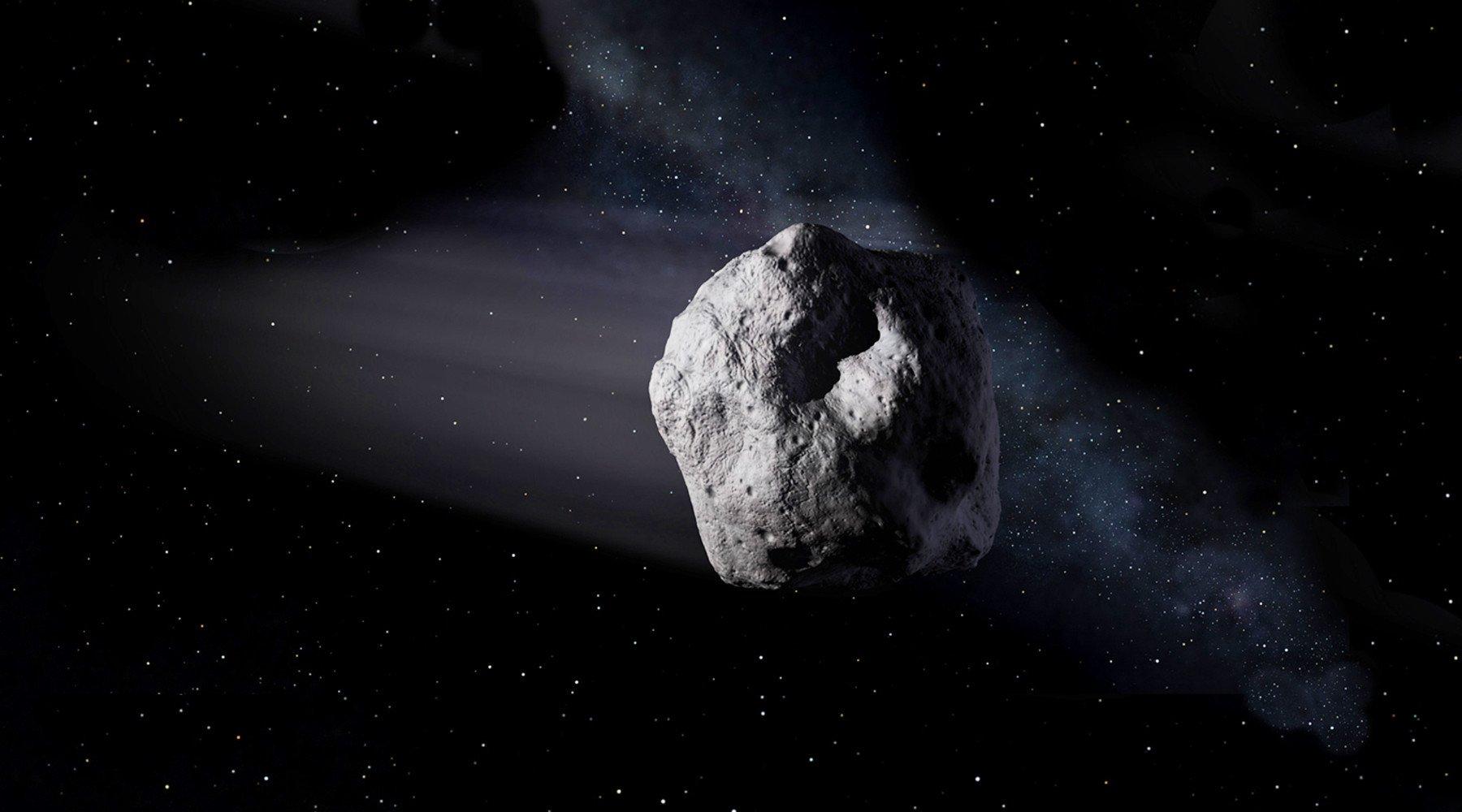 meteoroids asteroids earth - HD1600×900