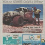 $LEX in the news Kalgoorlie Miner 18 January 2018