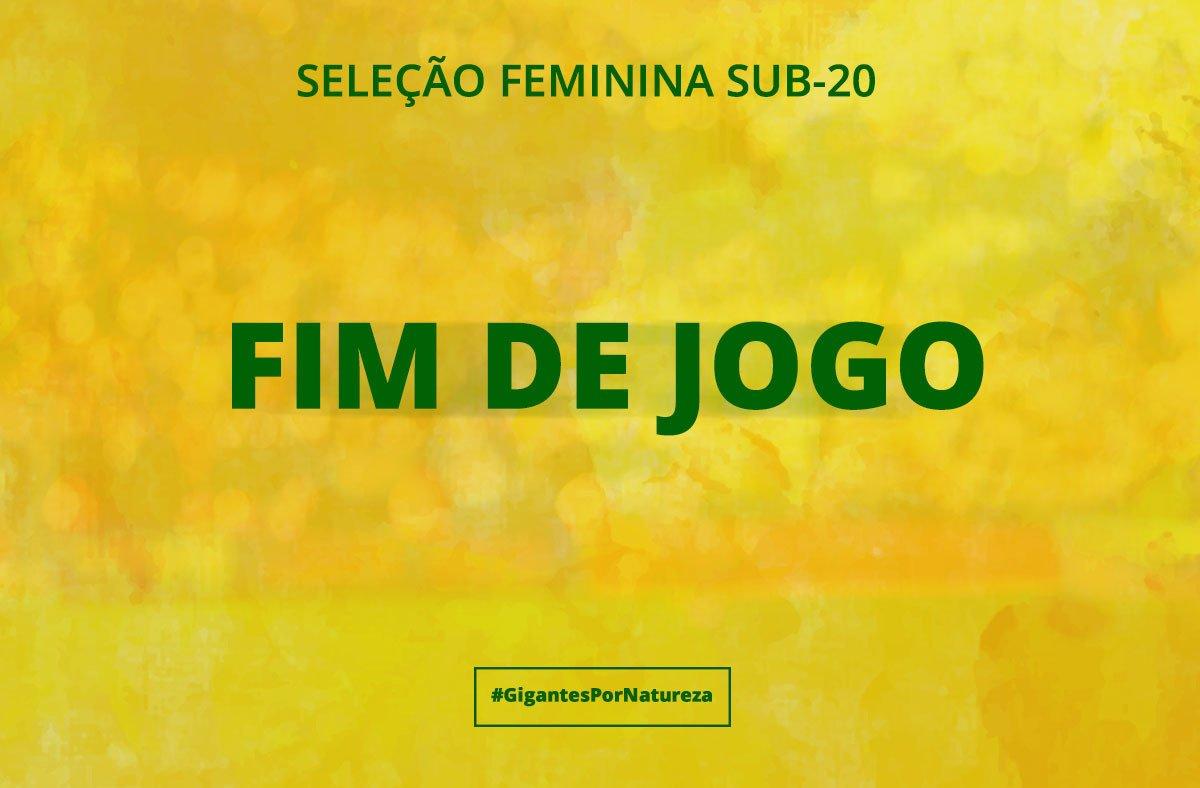 FIM DE JOGO! Mais uma vitória da #Femini...
