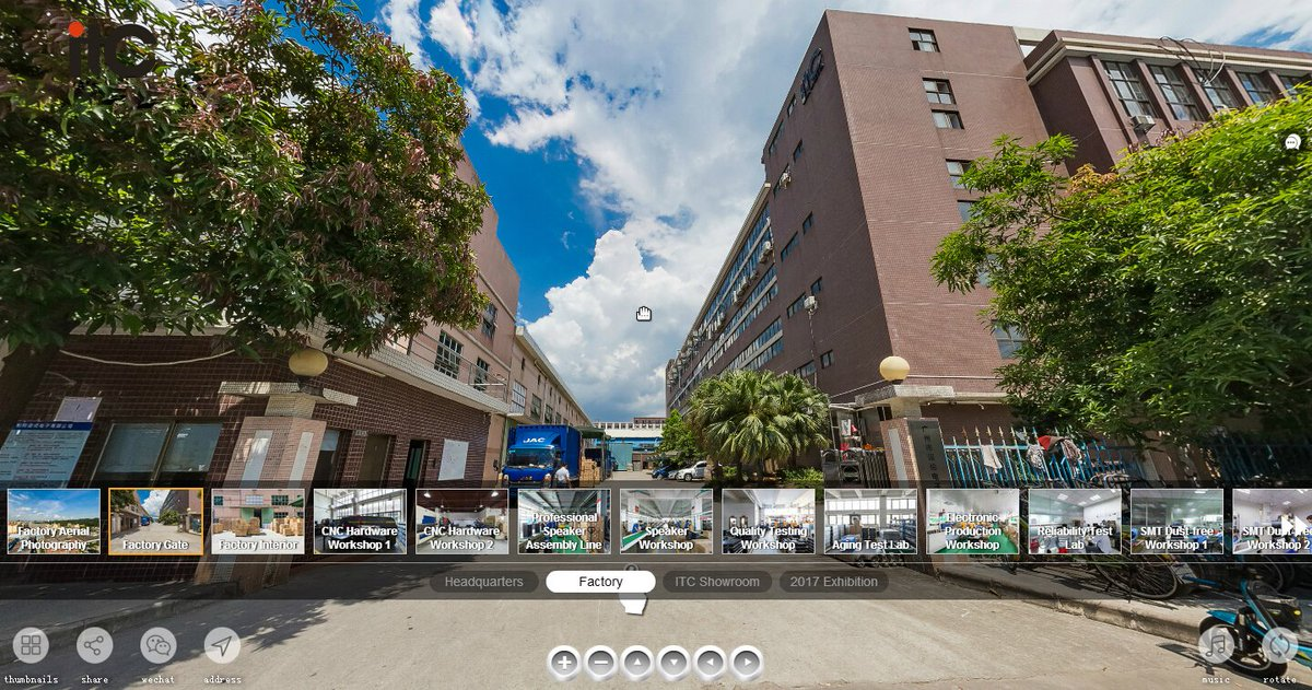 ITC Audio on Twitter  ITC panoramic video shows the companyu0027s headquarters?factory?showroom?exhibition...Click here to watch??//t.co/Lk7UEPQjlH ... & ITC Audio on Twitter: