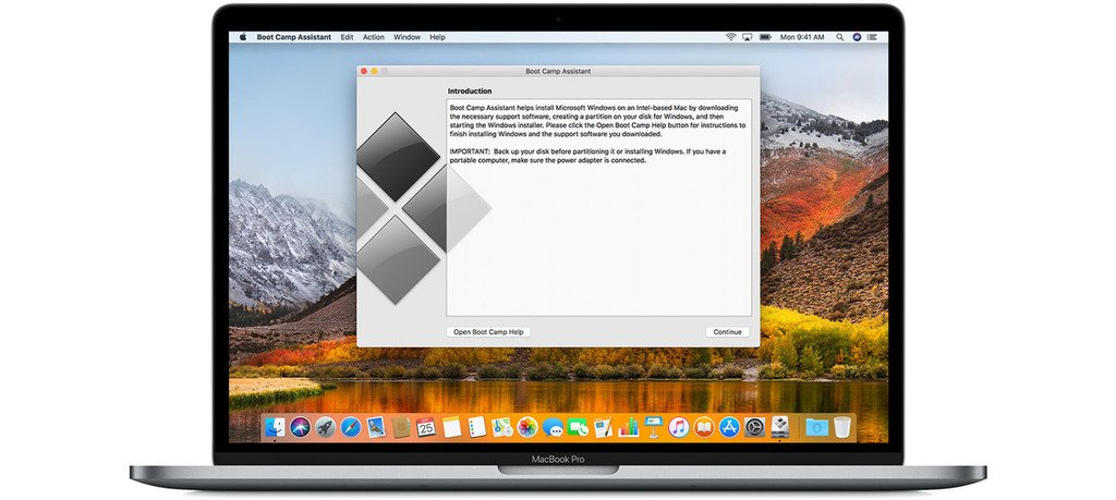 Tips: How to make Windows 10 install media on macOS High Sierra https://t.co/QnnOgXeRuc