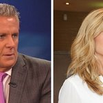 Trump's ex Marla Maples seen dating MSNBC's Donny Deutsch , who called president a 'sociopath' https://t.co/E2NKmKI4RA
