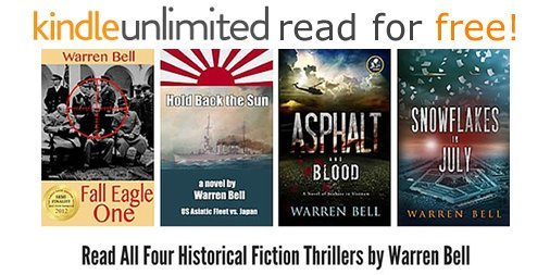 #KindleUnlimited readers: Read all four...