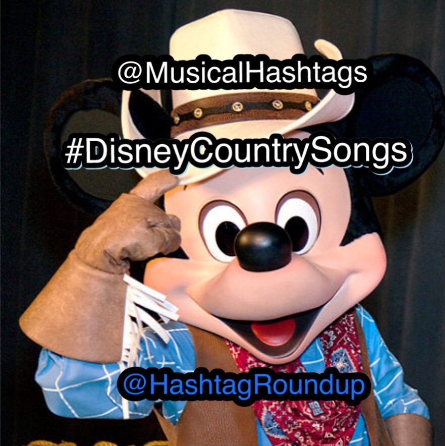 It's Time!  #DisneyCountrySongs  @Musica...