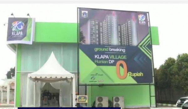 Fakta Menggemparkan Jakarta, Seputar Rumah Tanpa DP Yang Sedang Booming