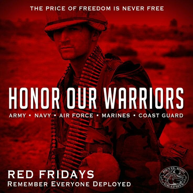 🇺🇸 Jay 🇺🇸's photo on #REDFriday