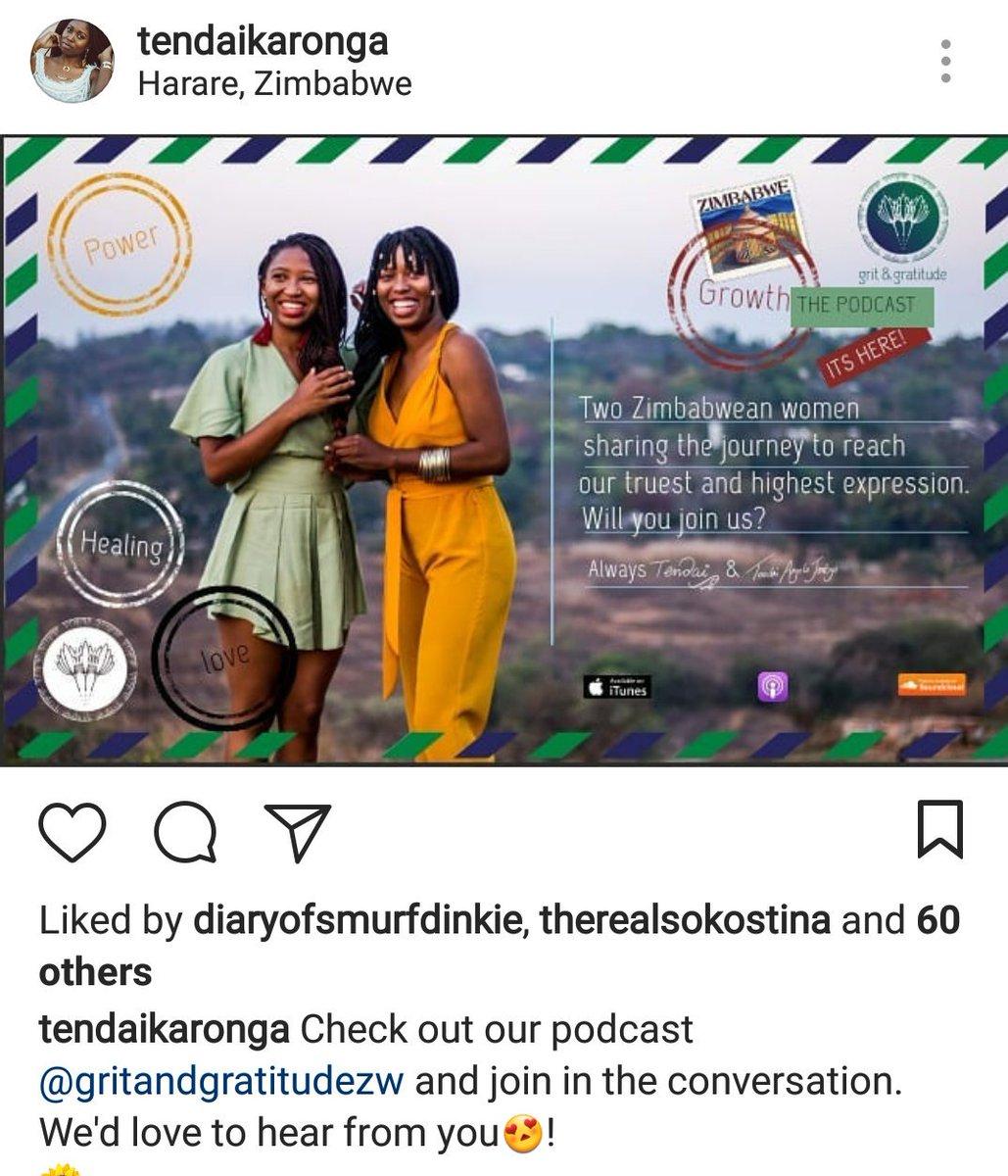Love this! Support #Zimbabwe content creators https://t.co/PvnXMN5eLk