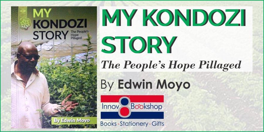 Edwin Moyo's account of the Kondozi Farm saga.  #books #zimbabwe https://t.co/nR8O80IcZg