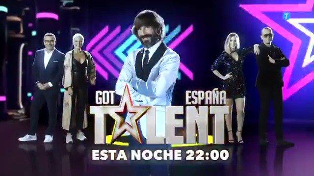 Esta noche, más talento, más @GotTalentE...