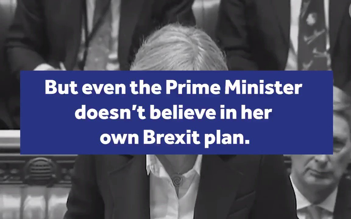 Open Britain's photo on Theresa May