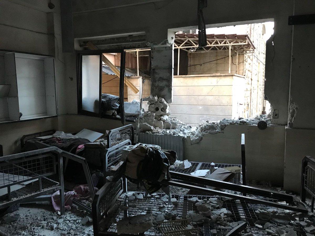 RT @TSKGnkur: PKK/PYD-YPG Terör Örgütü; Hastane, Okul Demeden Sivilleri Hedef Alıyor. https://t.co/YUgws6zFze