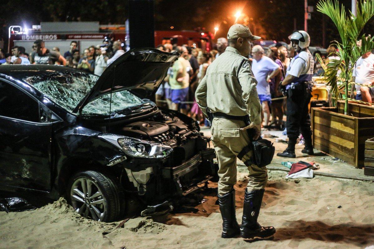 Motorista que invadiu calçadão de Copacabana escondeu que tinha epilepsia ao tirar carteira de motorista, diz Detran-RJ https://t.co/2zfC9oWj18 #G1Rio