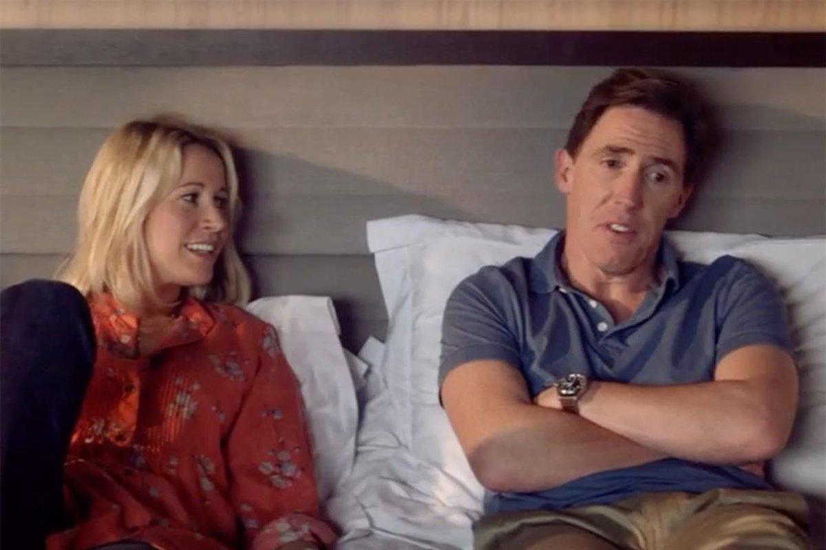 Turkey of the week: P&O Cruises' Rob Brydon ad falls flat https://t.co/CpVG686QiL