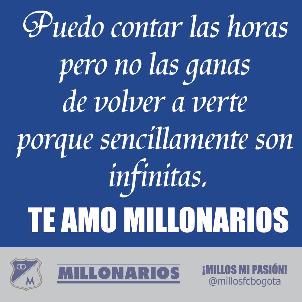RT @MillosFCBogota: #BuenViernes Familia EMBAJADORA https://t.co/w8O8fqZxjU