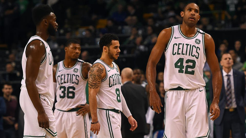 Without Kyrie Irving, flat Celtics fall to 76ers https://t.co/jTqbQJ09Rv