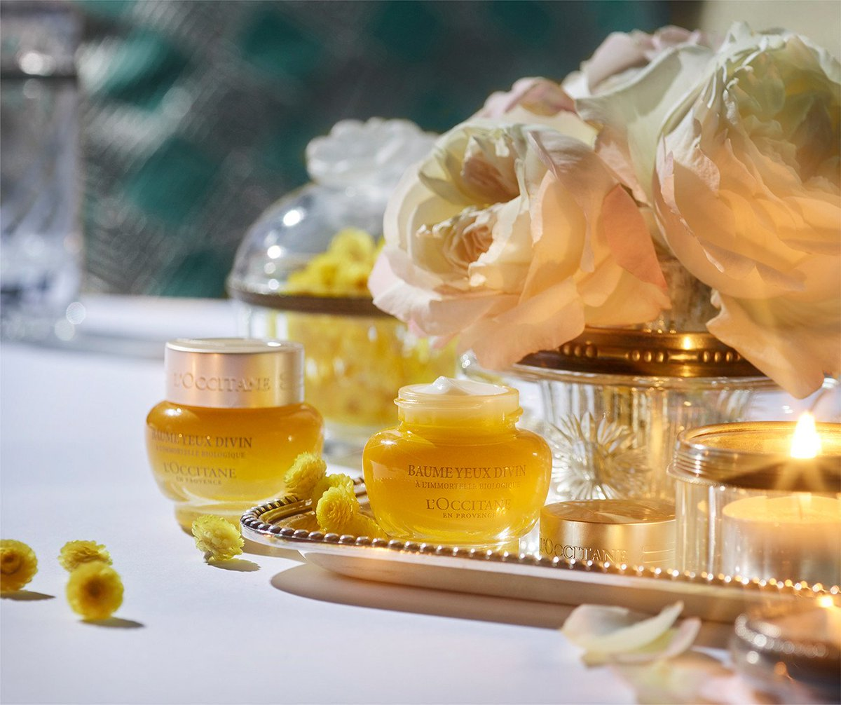 Don't forget your eyes during your #skincare routine  Tried our creamy #Immortelle Divine Eye Balm yet? #LOccitane_me #AntiAging #EyeCare <br>http://pic.twitter.com/WmMNGgqFwU