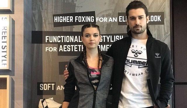RT @raninitv: Afra Saraçoğlu ve Alp Navruz, Hummel Türkiye'nin 2018 yılı marka yüzleri oldu! https://t.co/oGs7tcbmJK https://t.co/F6RZoWIQUs