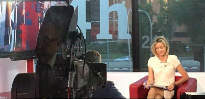 Vuelve a ver la entrevista de @CRomeroMa...