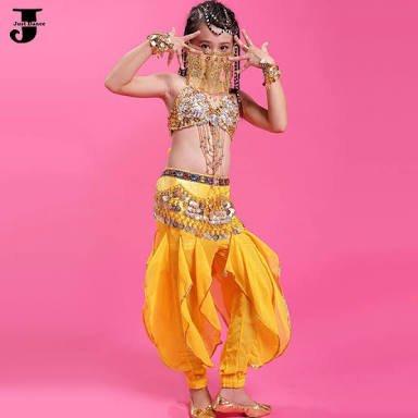 こ、これだー!!! 「インド ダンス衣装」検索したらやっぱベリーダンスな訳ね・・・