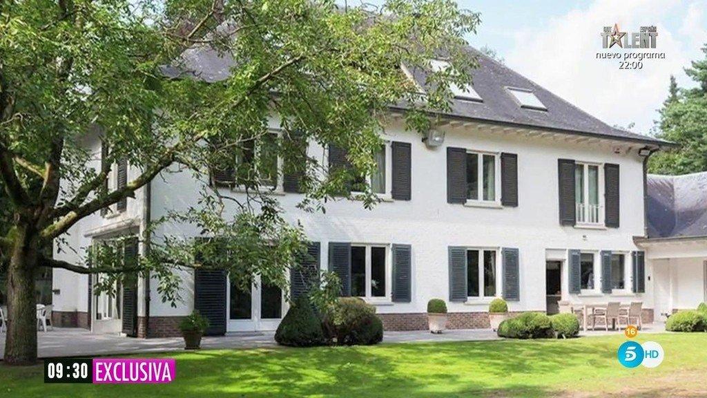 EXCLUSIVA | Así es la mansión belga en l...