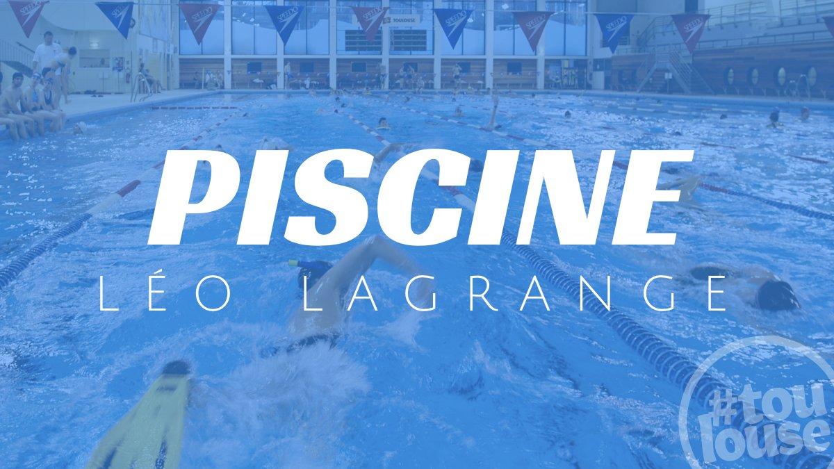 La piscine l o lagrange est ferm e ce week end pour for Piscine leo lagrange toulouse