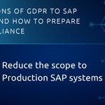 Are you prepared for #GDPR this May? The deadline for compliance is getting closer, and it's an extremely brief period to implement major system changes. https://t.co/iJZuy1TsqY