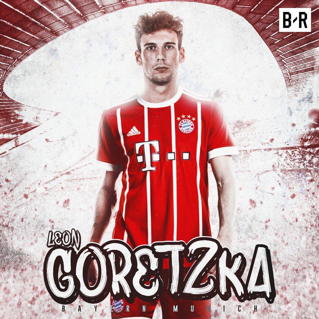 new product 21062 1b018 Schalke Leon Goretzka Bayern Munich : BREAKING Schalke ...