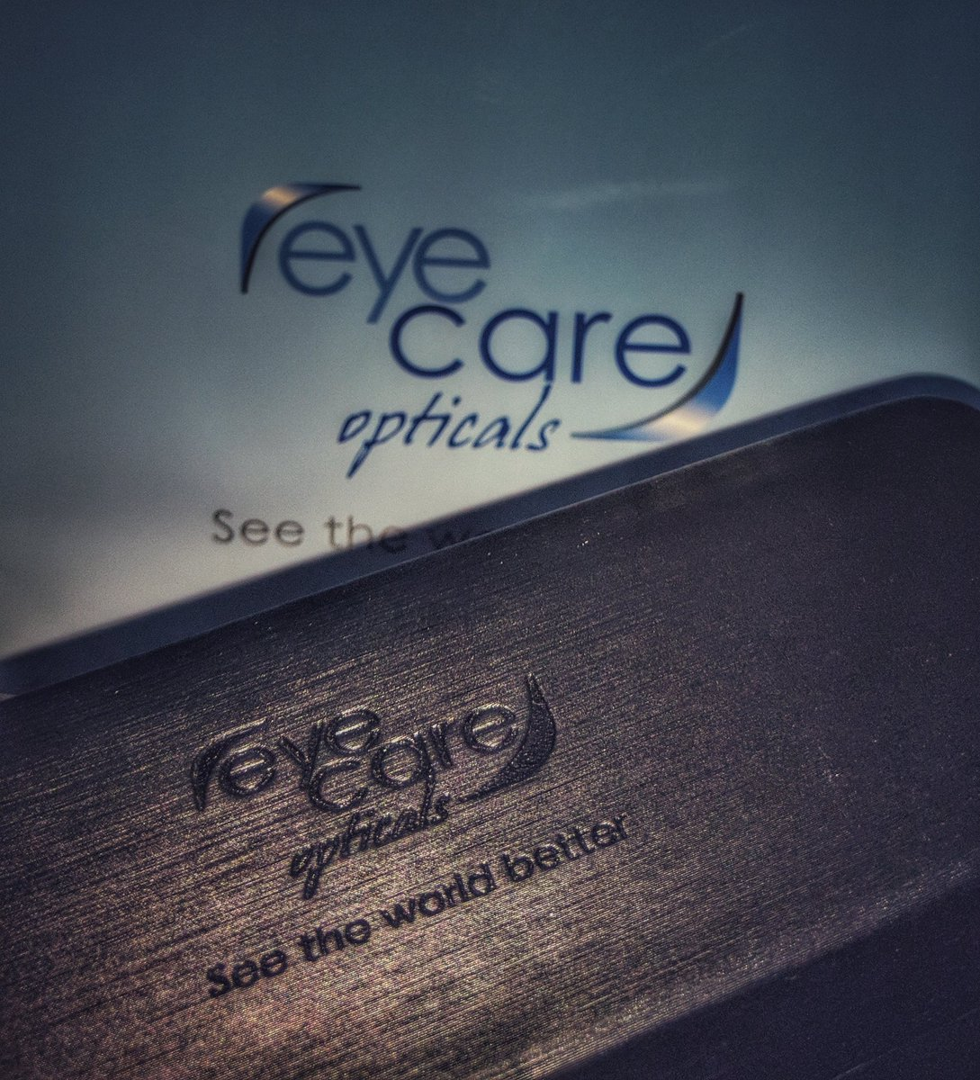 Thanks to Eye Care Opticals I&#39;m seeing the world better now. #Eyecare <br>http://pic.twitter.com/2NaI7xjknd