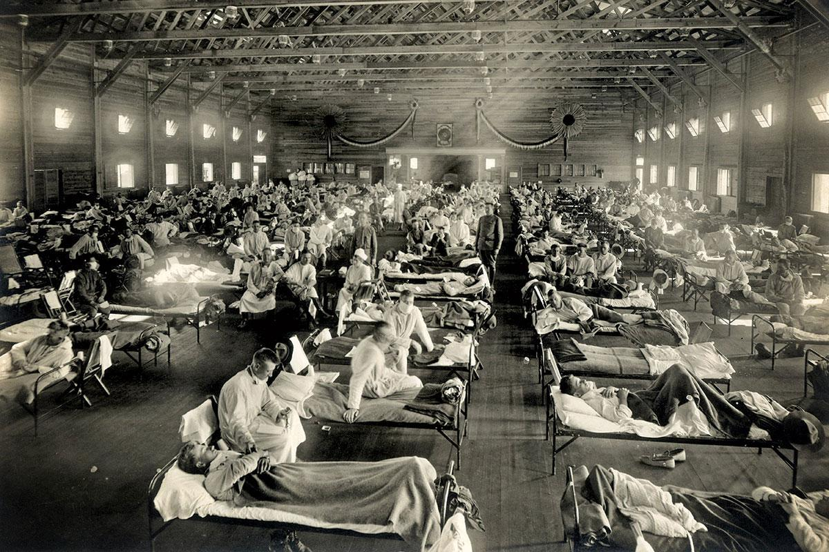 Pandemics past: Seven times flu has become a mass killer https://t.co/VtvZpJ7Ccr