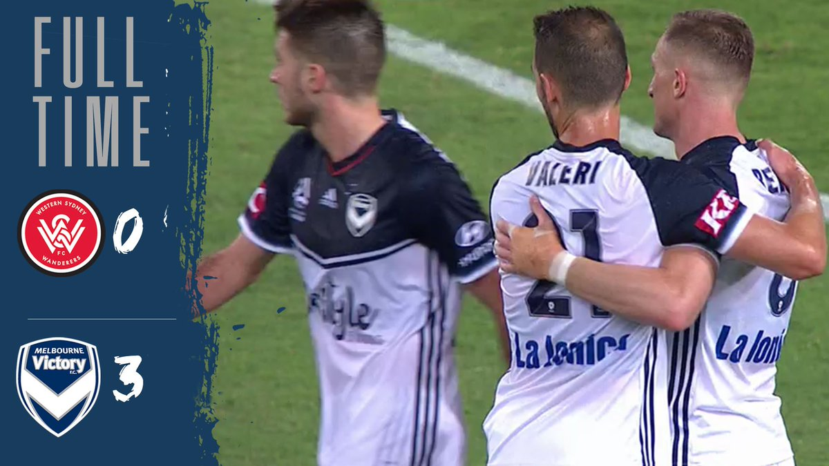 The three points are coming back to Melb...