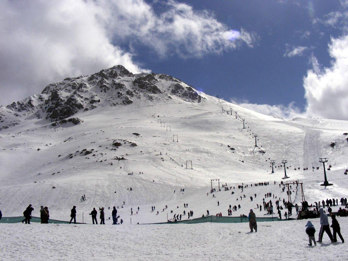 "acb on twitter: ""mediterranean ski resort: saklıkent"