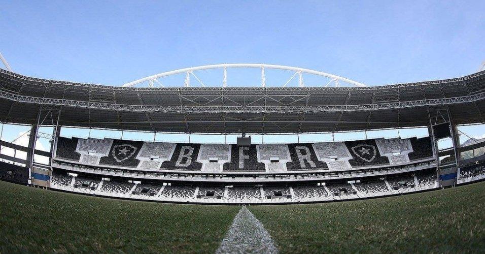 Botafogo descarta rixa e abre as portas do Nilton Santos para Flamengo https://t.co/TMoBPoh383