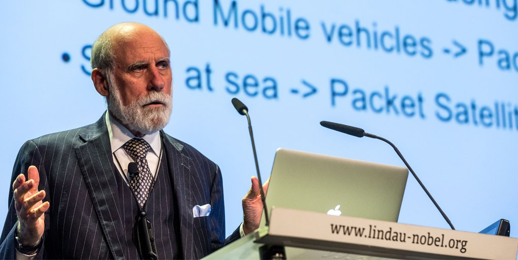 test Twitter Media - #Turingaward Preisträger Vinton Cerf spricht in einem @ZEITmagOnline Interview über das Internet, das Scheitern an einer Matheprüfung und der 'Digital Dark Age.' https://t.co/Jd6JqYMgfn Auch darüber hielt Cerf die Heidelberg Lecture in Lindau bei #LiNo16 https://t.co/hw54Mro5ly https://t.co/PLgOUS5QAu