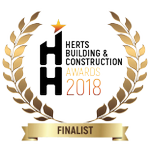 We're delighted to announce we are a finalist for the Training Skills Provider 2018 award at The Hertfordshire Building and Construction Awards which celebrates the best of building, engineering and construction works in Hertfordshire #HBCA2018